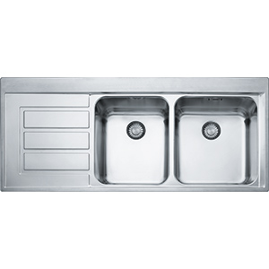 Epos | EOX 621 | Stainless Steel | Sinks