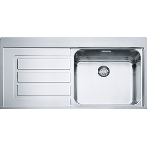 Epos | EOX 611 | Stainless Steel | Sinks