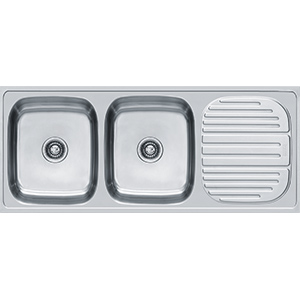 Trendy | TRX 621 | Stainless Steel | Sinks