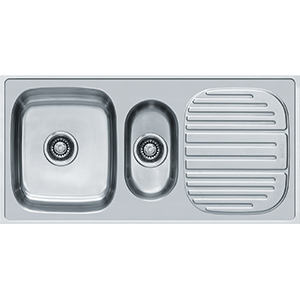 Trendy | TRX 651 | Stainless Steel | Sinks