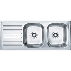 Adrian | AYX 621 | Stainless Steel | Sinks