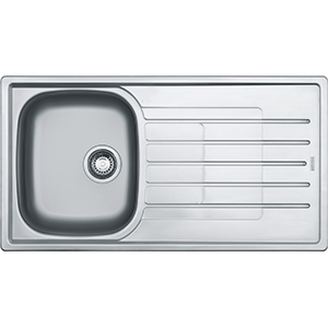 Cascade | CDX 611 | Stainless Steel | Sinks