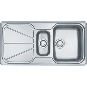 Simplon | SPX 651 | Stainless Steel | Sinks
