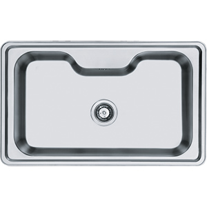 Armada | AAX 610-85 | Stainless Steel | Sinks