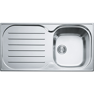 Compact Plus | CPX P 611 965 | Stainless Steel | Sinks