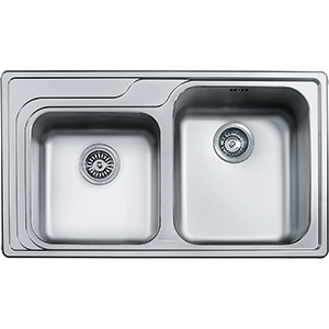 Dragon | DRX 620A | Stainless Steel | Sinks
