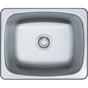 Laundry Tub | DLT 610 | Stainless Steel | Sinks