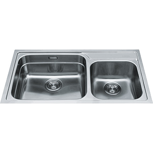 Karst | KTX 620 | Stainless Steel | Sinks