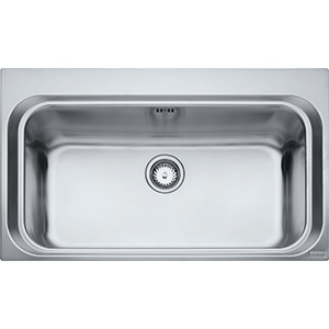 Acquario | AEX 610 | Stainless Steel | Sinks