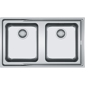 Aton | ANX 220 | Stainless Steel | Sinks