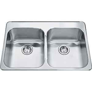 Steel Queen | SQX 620 D/T | Stainless Steel | Sinks
