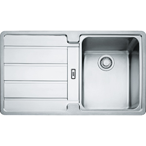 Hydros | HDX 614 | Stainless Steel | Sinks