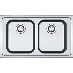 Smart | SRX 620-86 | Stainless Steel | Sinks