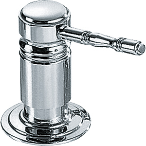 Soap dispenser | SD-100 | Polished Chrome