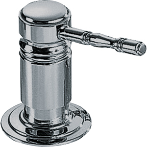 Soap dispenser | SD-170 | Polished Nickel