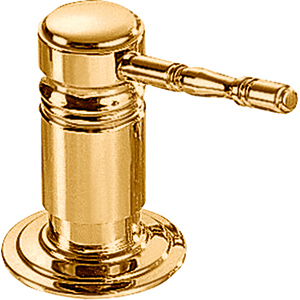 Soap dispenser | SD-190 | NuBrass
