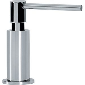 Soap dispenser | SD-600 | Polished Chrome