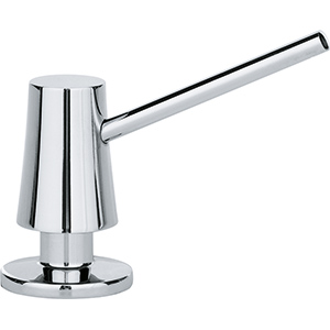 Soap dispenser | SD2500 | Polished Chrome