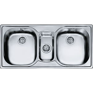 Pacific | PFX 670 | Stainless Steel | Sinks