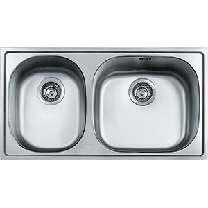 ALPINE | APX 620D | Stainless Steel | Sinks