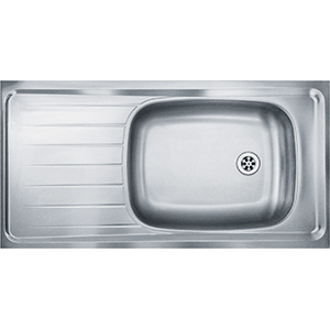 Contract | SA94 | Stainless Steel | Sinks