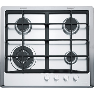 Multi Cooking 600 | FHM 604 3G TC XS C | Aço Inox | Placas