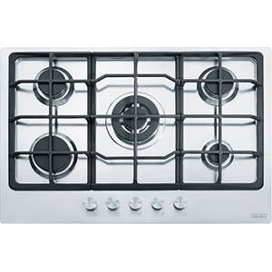 Neptune | FHNE 755 4G TC XS C | Stainless Steel | Hobs