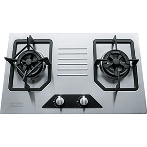 Bi Gas Hob | P0902M | Stainless Steel | Cooking Hobs