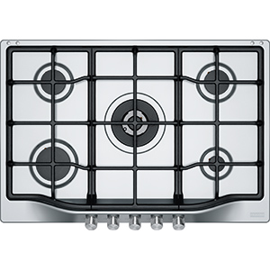 Trend Line 750 | FHTL 755 4G TC XS C | Stainless Steel | Cooking Hobs