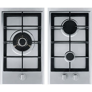 Domino | JZT(Y)-PF3304CTX | Stainless Steel | Cooking Hobs