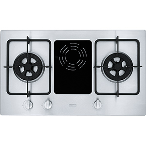 BI Gas/Electricity Hob | P0805ME | Stainless Steel | Cooking Hobs