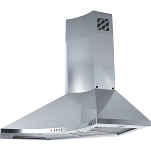 Design Plus | FDPA 904 XS | Stainless Steel | Hoods