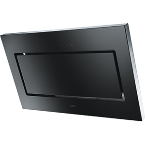 Mythos Plus | FMYPL 906 BK | Stainless Steel-Glass Black | Hoods