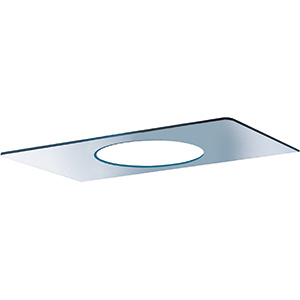 Glass plate for FTU 3807 W XS
