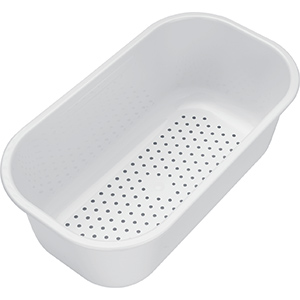 Strainer Bowl White