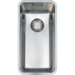 Kubus | KBX 110-20/HW | Stainless Steel | Sinks