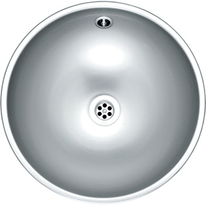 Rondo | RNX 610 | Stainless Steel | Sinks
