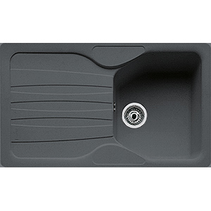 Calypso | COG 611 | Fragranite Graphite | Sinks
