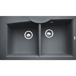 Admiral | ADG 620 | Fragranite Graphite | Sinks