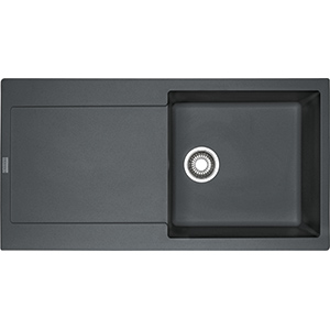 Maris | MRG 611-L | Fragranite Graphite | Sinks