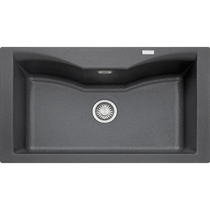 Acquario Line | ACG 610-N | Fragranite Graphite | Sinks