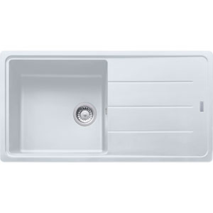 Basis | BFG 611-97 | Fragranite Polar White | Sinks