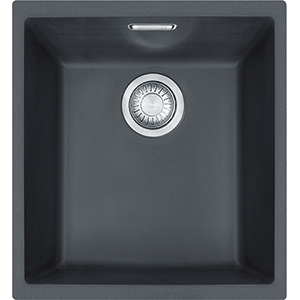 Sirius | SID 110-34 | Tectonite Carbon Black | Sinks