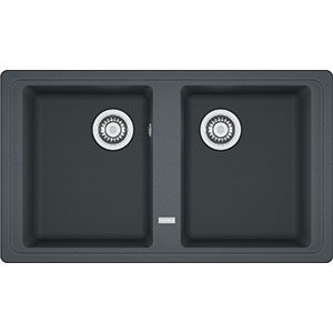 Basis | BFG 620 | Fragranite Graphite | Sinks