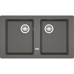 Basis | BFG 620 | Fragranite Stone Grey | Sinks