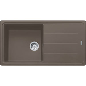 Basis | BFG 611-97/49 | Fragranit + Taupe | Eviers