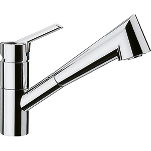 Azimut | Azimut Doccia Pull Out | Chrome | Taps