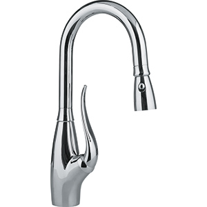 Tulip | FFBP2400R | Polished Chrome | Faucets