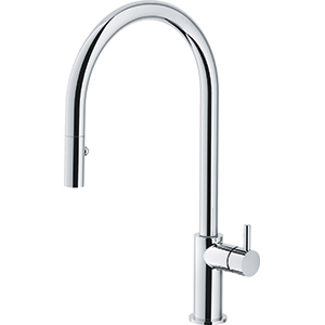 Verona | Pull Out Nozzle | Chrome | Taps