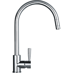 Fuji | Fuji Pull-Out Nozzle | Chrome | Taps